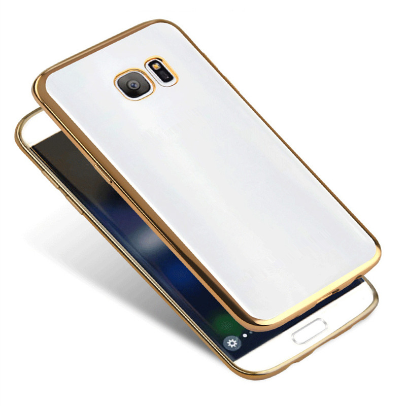 Tpu cheap mobile phone cases for samsung galaxy s7 edge