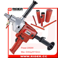 1600W hot sale water drilling machine for home hand drill