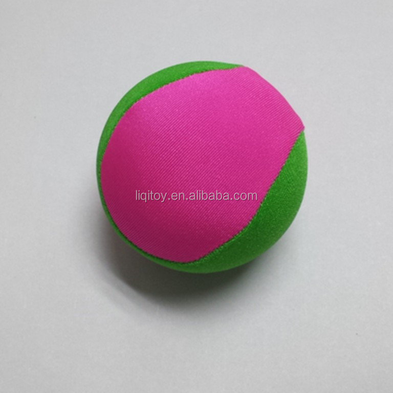 Hot Seller Custom Logo Lycra And TPR Material Water bouncing ball