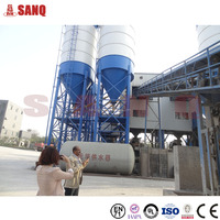 180 m3/h popular concrete batching plant price on sale from factory production made in china The plant for production of concre