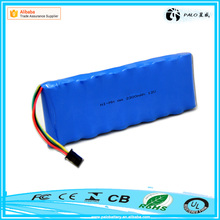 Factory direct sale 2300mAh rechargeable Nimh battery pack AA 12V AA 12V for vacuum cleaner