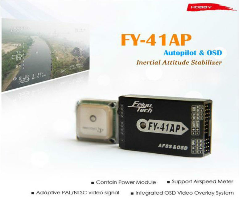 Radio Control Toys-FY-41AP-M&OSD --Autopilot for multirotors(wholesale&retail)