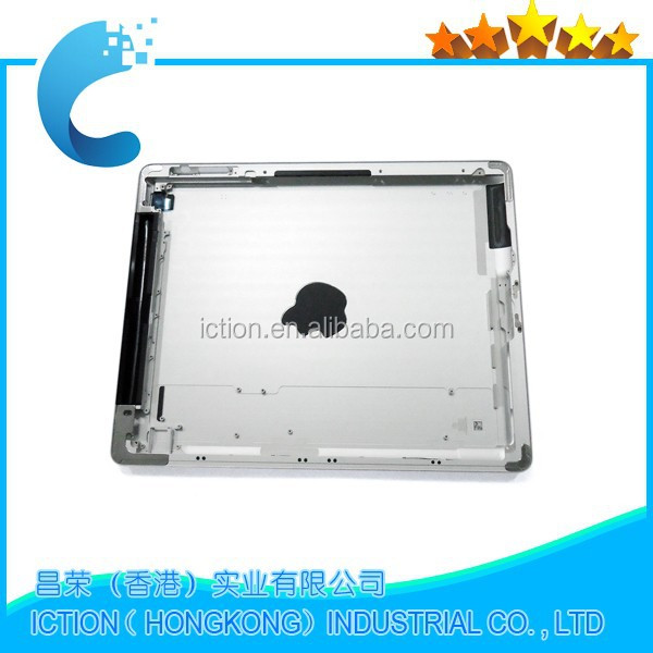 100% Genuine Original Battery Door Back Rear Housing Cover Case Replacement For Apple for iPad 2 3G Version