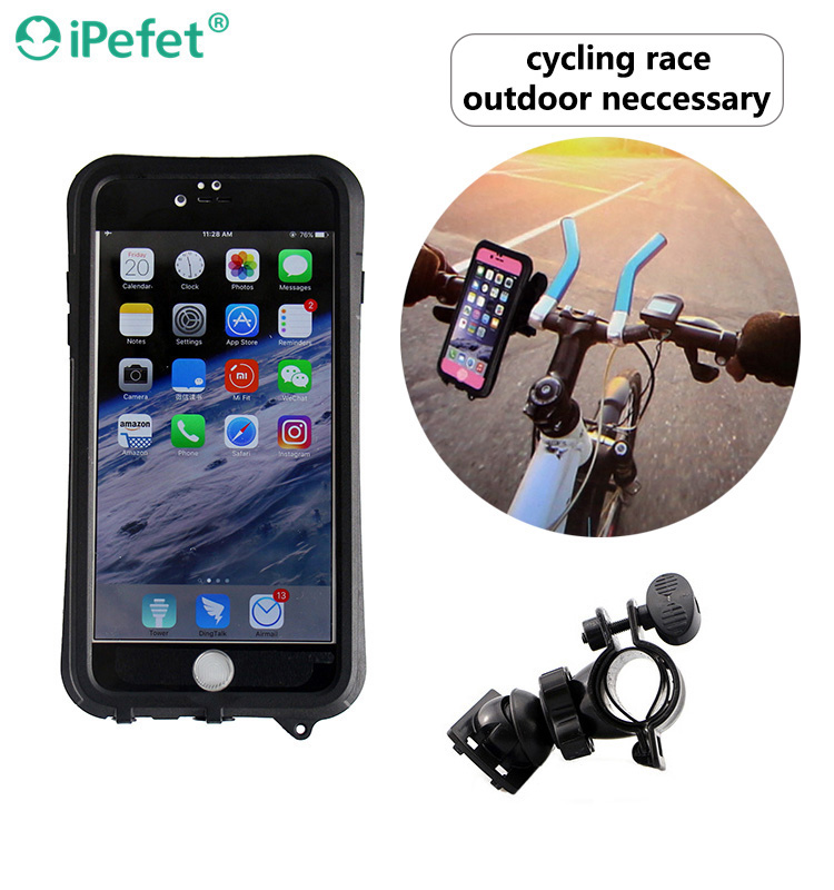 iPefet- Waterproof and shockproof mobile phone case bag for cycling