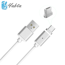 8Pin Lightn For iPhone Charging Cable, 2.4A USB Charger Cord Magnetic Charging Cable