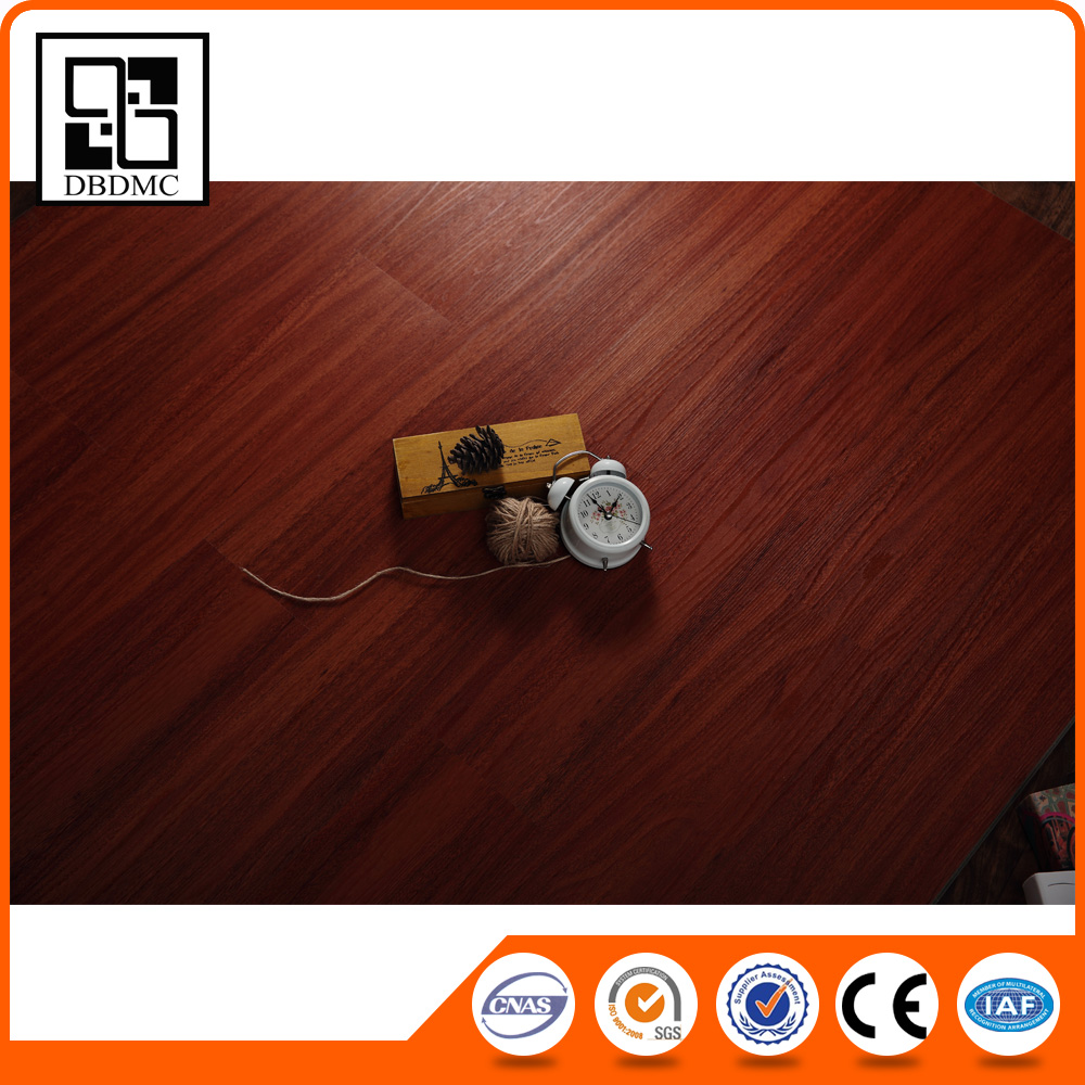4mm Virgin PVC Wood Look Click Together Light-weighted pvc