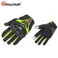 Half Finger Cycling Custom Motocross Personalized Motorcycle Gloves Touch Screen