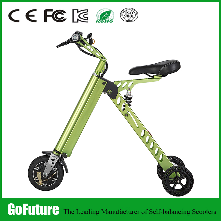 Ebikes Three Wheel Scooter With Strong Motor Pedal 350W Ebike