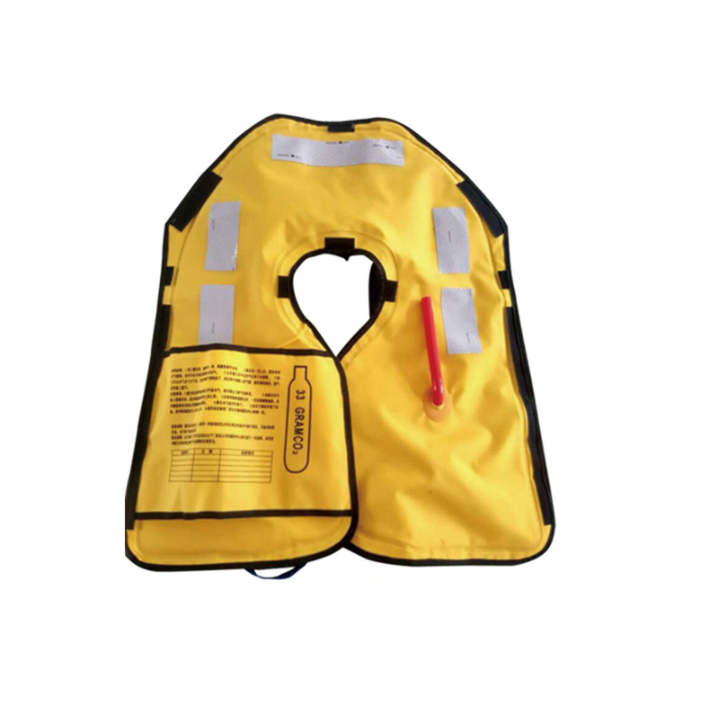 Solas inflatable life jacket,marine vest