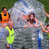Sports Entertainment Football Inflatable Body Zorb