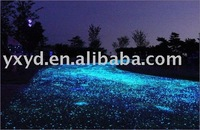 glow in the dark stone/photoluminescent stone