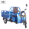 2018 new model cost-effective electric cargo three wheel tricycle