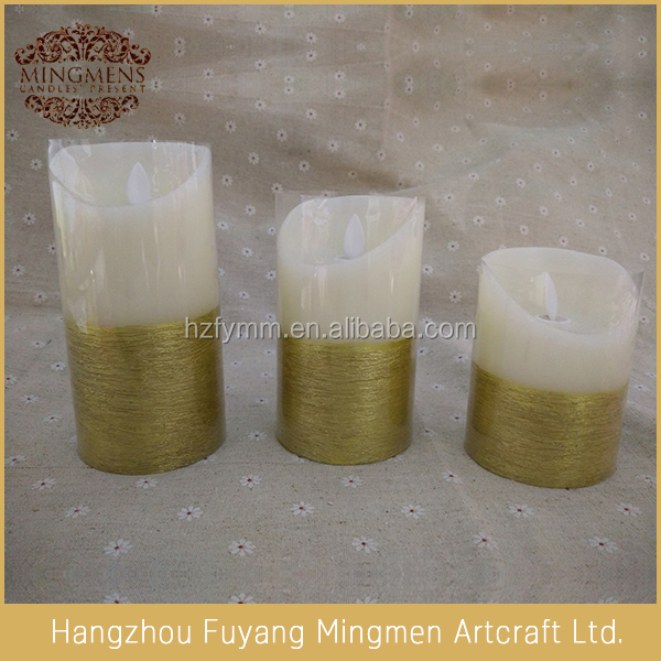 Popular product factory wholesale different size led for Most popular candles