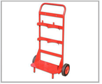 High-quality Best-price Mobile Extinguisher Trolley Unit