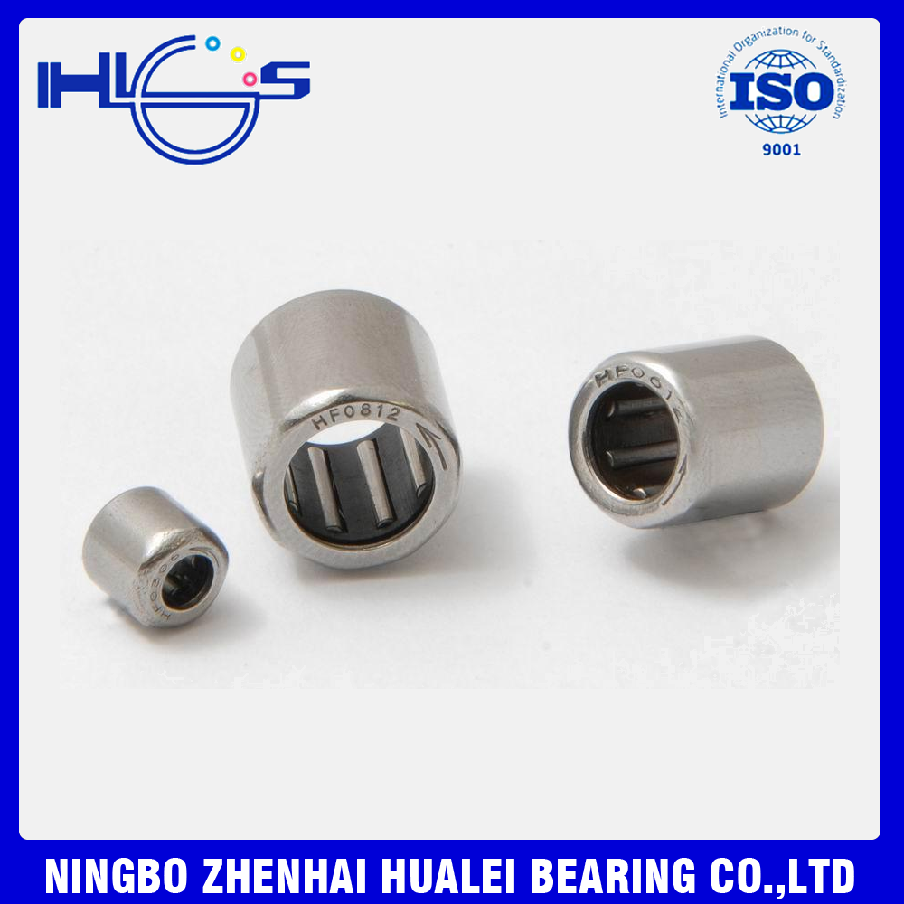 HF/HK series one way clutch bearing HF2016 / Drawn cup needle roller bearing HK2010