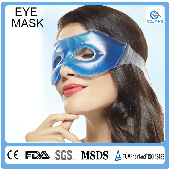 Alibaba Express Wholesale Hot Products 2017 Health Medical Relaxing Gel Eye Mask For Sleeping