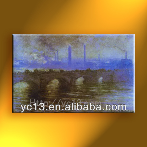 Art oil painting reproduction,master reproductions monet 102