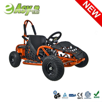 2016 hot selling 1000w adult go kart frames past CE certificate