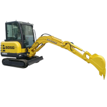 China competitive price small compact mini excavator for sale