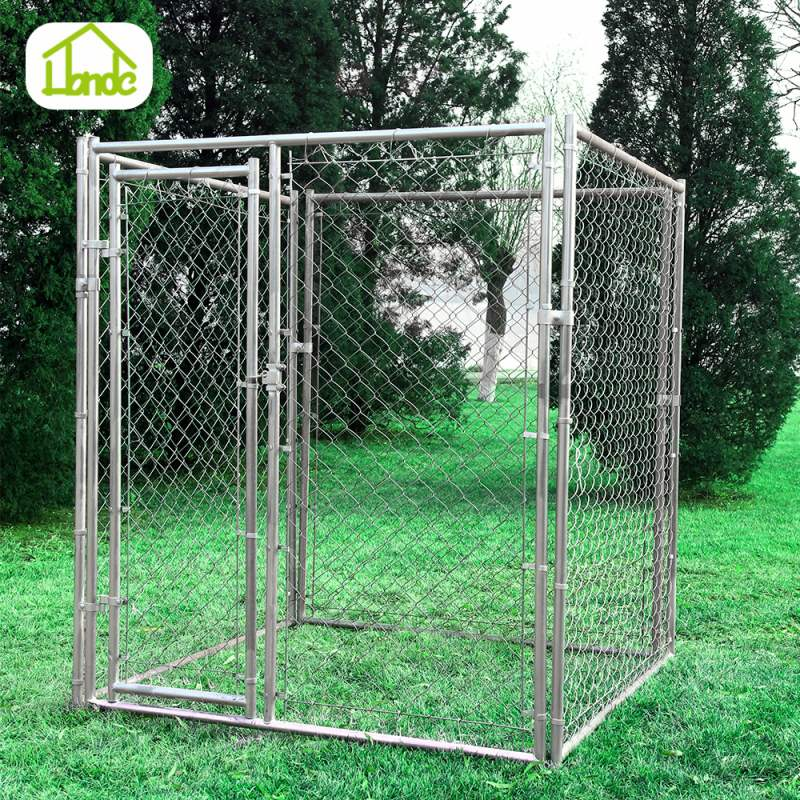 OEM Support Suitable 4'x8'x6' Dog Kennel Wholesale