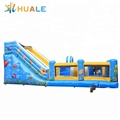 Low prices adult ocean inflatable bouncy castle china