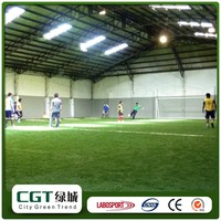 School indoor football soccer court pitch futsal/soccer synthetic turf field carpet for football pitch