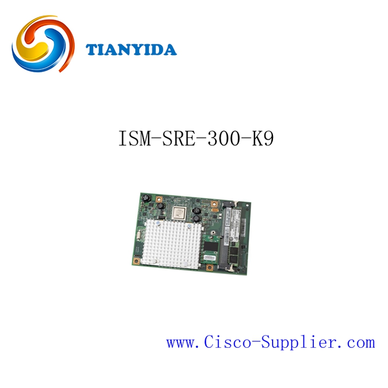 Cisco SRE 300 Internal Services Module ISM-SRE-300-K9