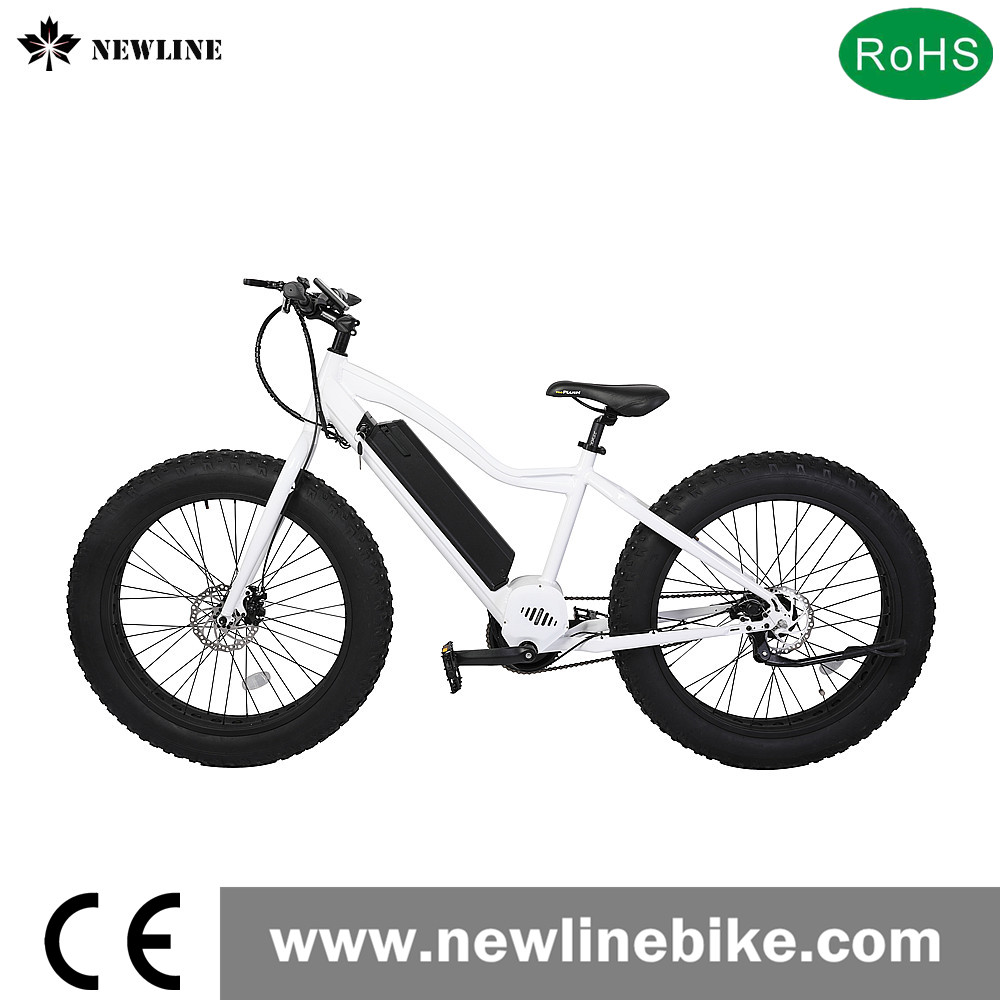 2017 hot selling most popular design colorful PAS fat tire electric bicycle for sale