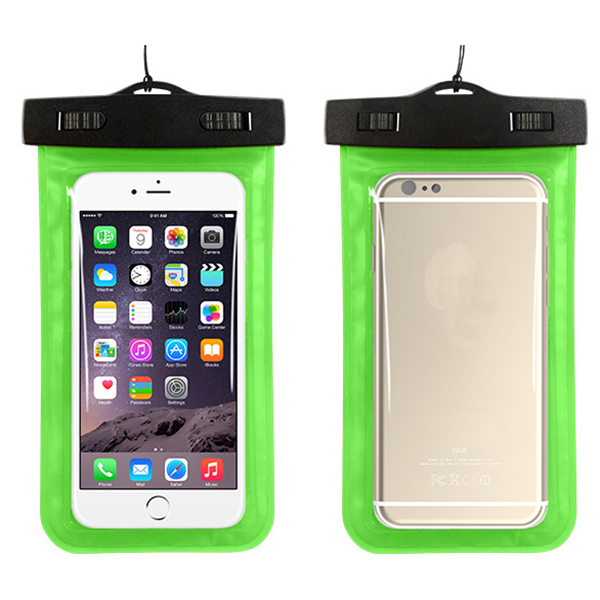 smartphone accessory pvc waterproof bag case cell phone for iphone 5/5s/6/6 plus