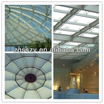 Motorized Skylight Blinds Fts Roof Skylight Blinds View