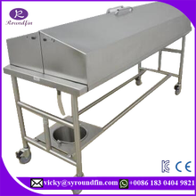 Hospital device dead body trolley mortuary suppliers morgue equipment
