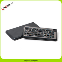 "Portable Mini External Wireless Bluetooth Keyboard For iPad Pro 9.7""/12.9"" For iPhone 6S/6S Plus"