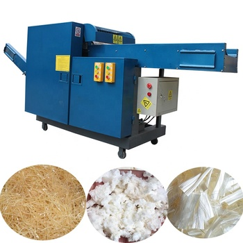 waste clothes/yarn/cotton cutting machine for recycling