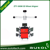 ZTY-300M Wheel Alignment 3D Alignment Machine A wide range of wheel clamp, clamp 10~23 inch rim