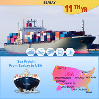 Ocean Shipping agent cost from China to San Francisco