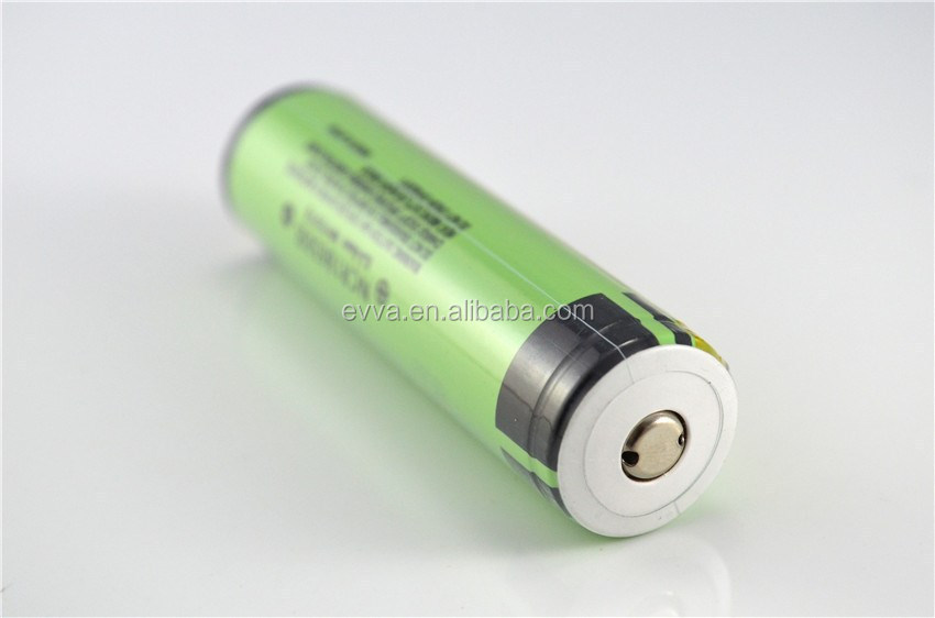 Led Flashlight Torch Akku for Panasonic NCR18650B Protected 18650 3400mAh