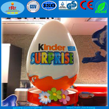 Inflatable Kinder Surprise Egg For Chocolate Promotions