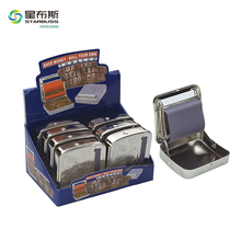 ROL2 Factory Wholesale Custom Metal Tobacco Rolling Machine