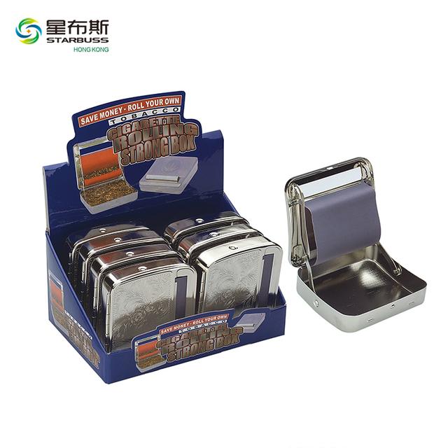 ROL2 Factory Wholesale Custom Metal Tobacco Rolling Machine