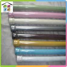 High quality cheap price of curved shower curtain rod/Pole