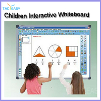 Class interactive whiteboard, Finger touch screen TV,School Furniture interactive smartboard