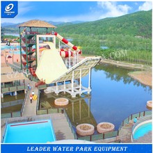 China Factory Supply Solid Water Slide Water Amusement Park Play