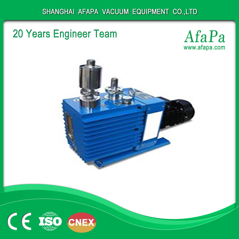 Double Stage Rotary Vane Vacuum Pump DV20For Vacuum Forming