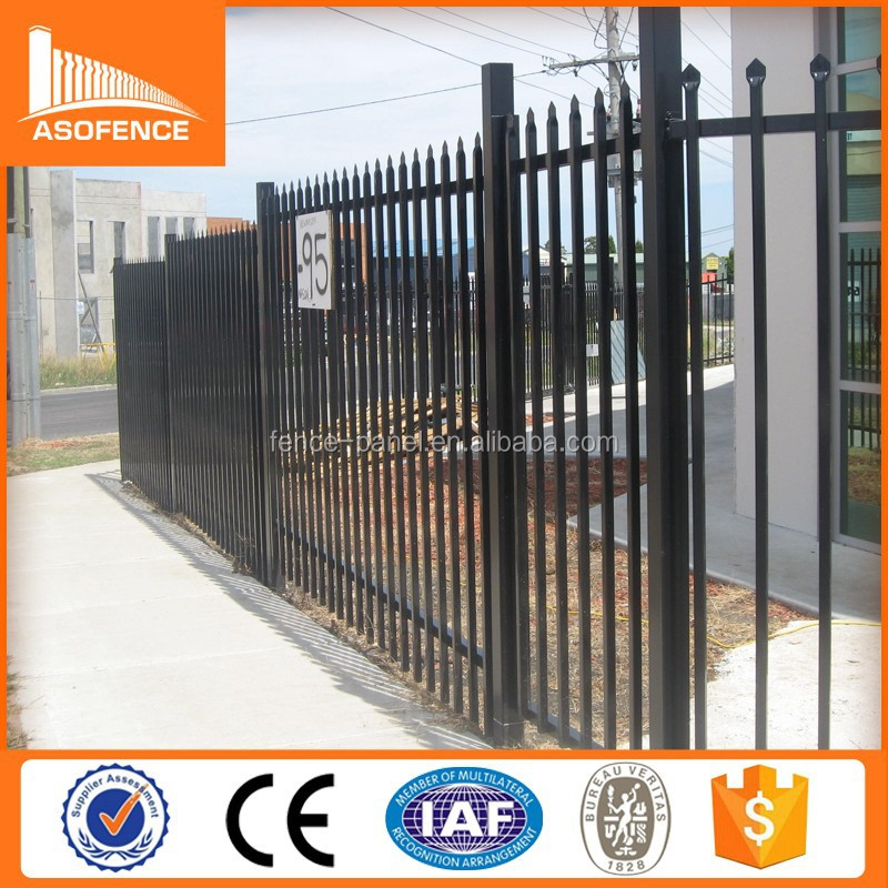 Australian Standards AS1926 prefab fence panels steel
