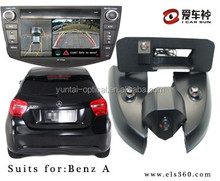 Factory manufacture auto bakup camera systems ,360 view car camera,car from birds eye view with recording ,trajectory functions