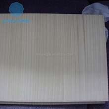 Europe market AB grade paulownia edge glued panel/ paulownia wood board/paulownia board