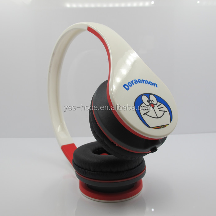 Monkey headphone/Doraemon headset/Hello Kitty headphone
