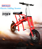 Christmas discount price Patent product kids kick scooter, folding scooter, two wheel stand up electric scooter