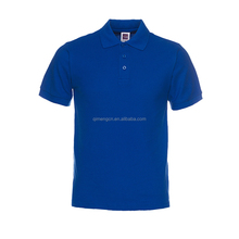 New coming good quality customised cotton polo t shirts for men China sale
