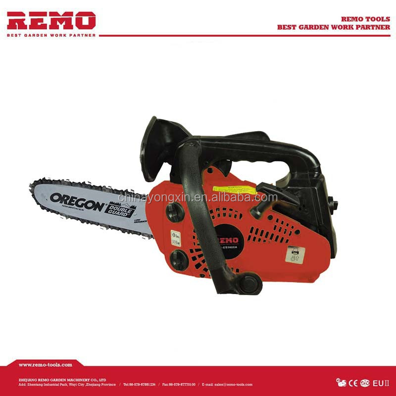 25cc gasoline mini Chainsaw,electric wood carving tools